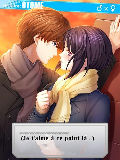 Code Triche Première Histoire d'Amour - Jeu Otome【yaoi・yuri】 (Astuce) APK MOD screenshots 5