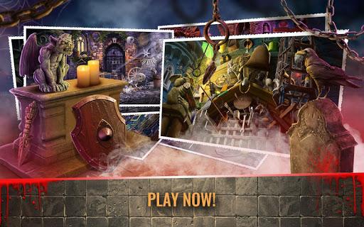 Vampire Castle Hidden Object Horror Game  screenshots 4