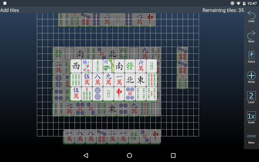 Mahjongg Builder 3.1.0 screenshots 9