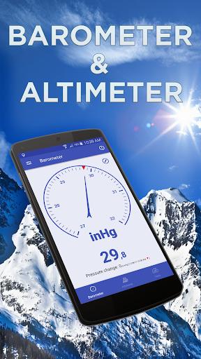 Download APK: Barometer & Altimeter v1.7.05 [Premium] [Mod Extra]