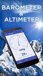 Barometer & Altimeter 1.7.05 (Premium) (Mod Extra)