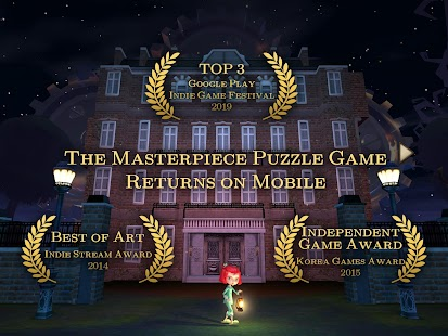 ROOMS: The Toymaker's Mansion - FREE puzzle game Screenshot