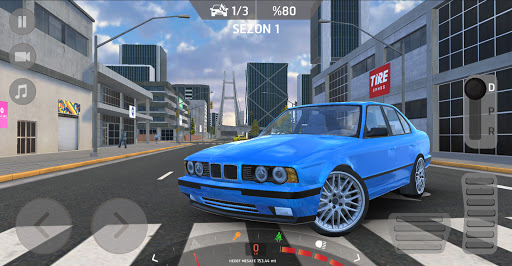 Real Car Parking: City Driving 2.3 screenshots 1