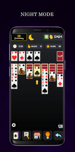 Classic Solitaire - Without Ads 2.0.5 screenshots 4
