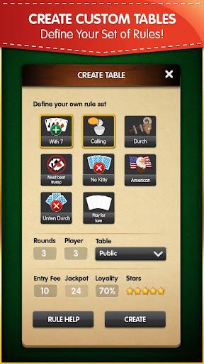 Pinochle (Free, no Ads) android2mod screenshots 4