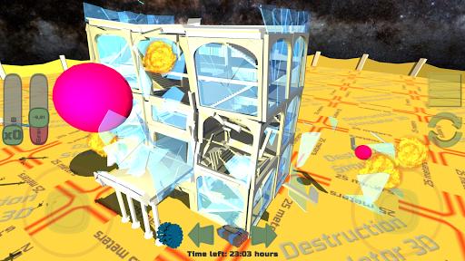 Destruction Simulator 3D Teardown Smash Buildings apkdebit screenshots 2