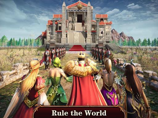Ultimate Glory - War of Kings Apkfinish screenshots 13