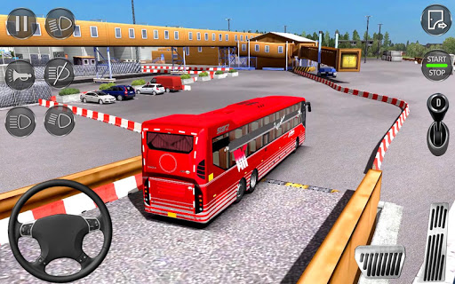 Euro Coach Bus Simulator 2020 : Bus Driving Games  Screenshots 11