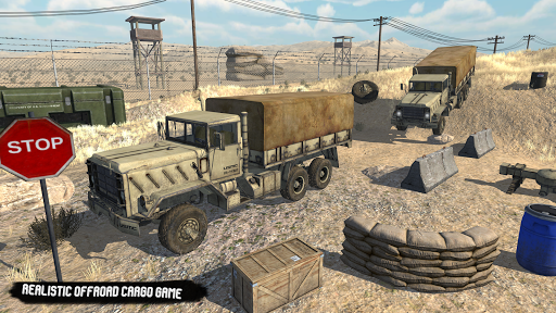 US Army Truck Pro:Army Transport modavailable screenshots 5