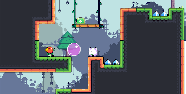 Bubble Tale – Bunny Quest Mod Apk 4.6.0 (A Lot of Gold Coins) 5