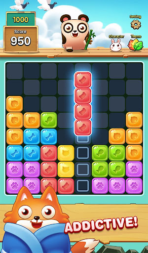 Block Puzzle Character screenshots 5