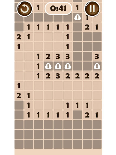 Puzzle game: Real Minesweeper apktram screenshots 11