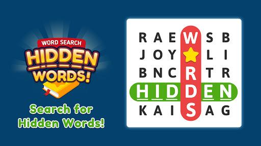Word Search: Hidden Words  screenshots 2