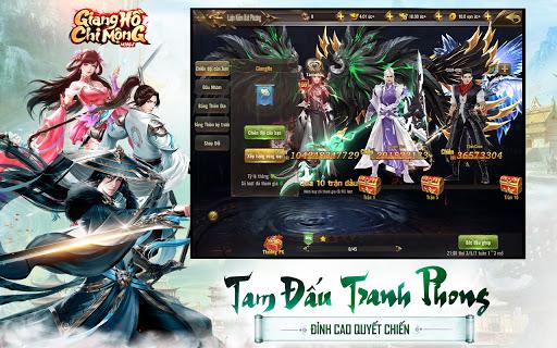 Giang Hu1ed3 Chi Mu1ed9ng - Tuyet The Vo Lam  screenshots 17
