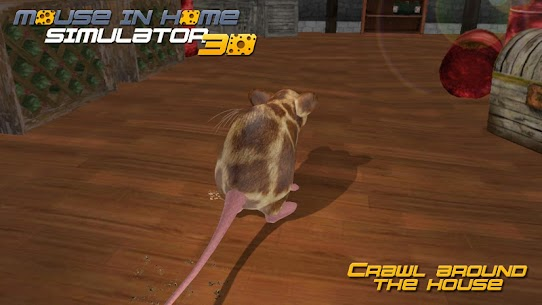 Mouse in Home Simulator 3D Mod Apk 2.9 (Unlimited Money, No Ads) 5