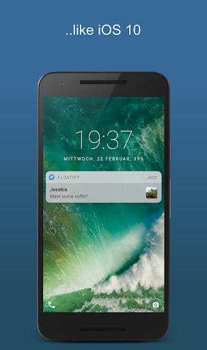 Floatify Lockscreen 11.61 Screenshots 3