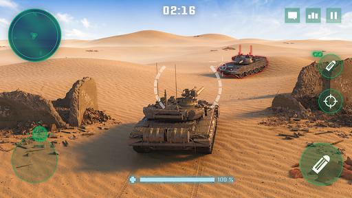 War Machines: Tank Battle - Army & Military Games 5.16.4 screenshots 2