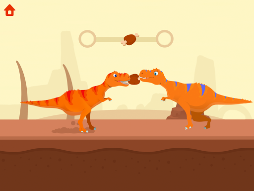 Dinosaur Island: T-Rex Games for kids in jurassic 1.0.6 screenshots 8