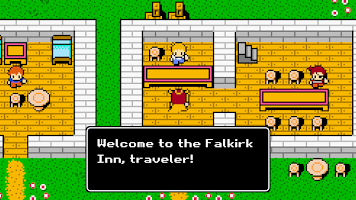 Fateful Lore, 8-bit retro RPG