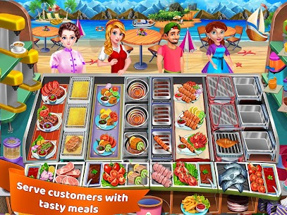 Cooking Warrior: Cooking Food Chef Fever 4