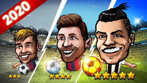 Merge Puppet Soccer: Headball Merger Puppet Soccer apktreat screenshots 2