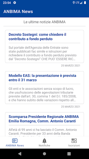 ANBIMApp Apk 1.0.1 screenshots 4