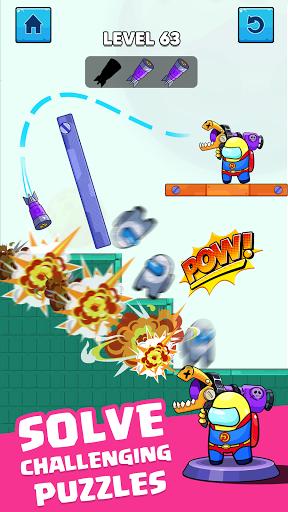 Rocket War: Impostor Fight  screenshots 4