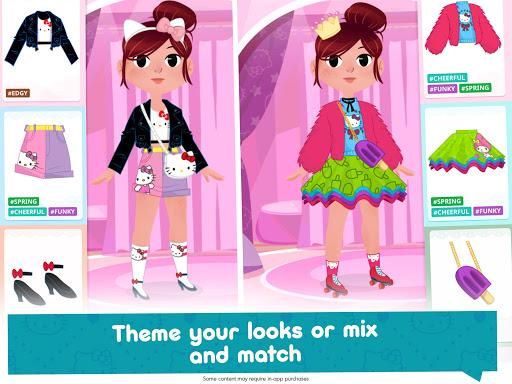 Hello Kitty Fashion Star 2.4 Screenshots 23