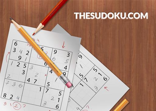 SUDOKU - Free Games 1.2.617 screenshots 12