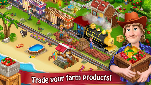 Farm Day Village Farming: Offline Games 1.2.39 screenshots 4