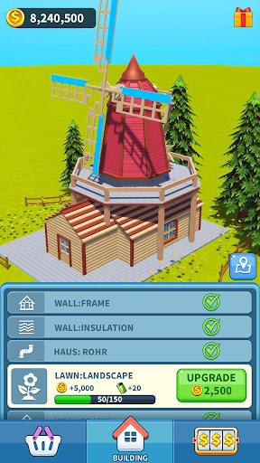 Idle Master: Home Design Games 1.0.16 screenshots 4