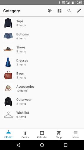 Your Closet - Smart Fashion  Screenshots 1
