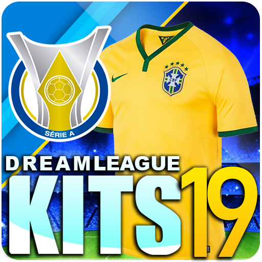 Baixar Dream league Brasileiro kits soccer para Android