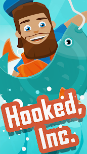 Hooked Inc MOD APK (Unlimited Gems) 1