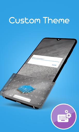 Frozen Keyboard - Unicode Myanmar Screenshots 6