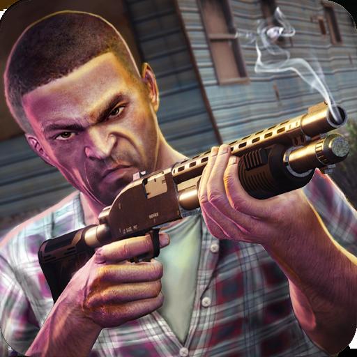 Großer Gangster 3D