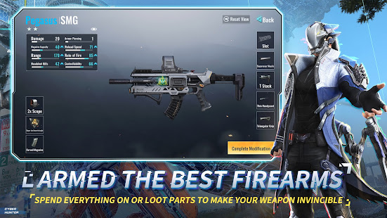 Cyber Hunter 0.100.415 Screenshots 6