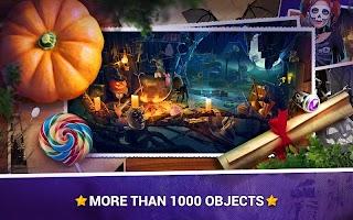 Hidden Objects Halloween Games – Haunted Holiday