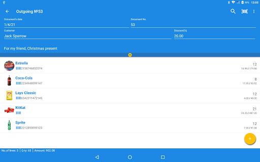 Stock and Inventory Online Apkfinish screenshots 14