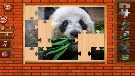 Puzzle Games: Magic Jigsaw Puzzles for Free Game screenshots 1