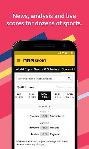 BBC Sport - News & Live Scores apktram screenshots 3