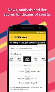 BBC Sport News Live Scores Apk Download, NEW 2021* 3