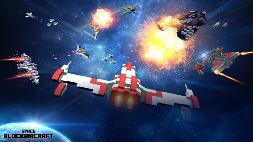 BlockAircraft-Space 2.19.5 screenshots 4