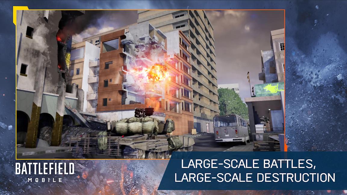 Battlefield Mobile APK chính thức 1
