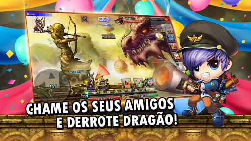 Bomb Me Brasil - Free Multiplayer Jogo de Tiro 3.8.3.1 screenshots 7