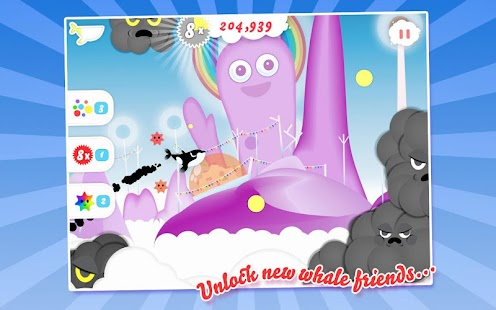 Whale Trail Frenzy Screenshot