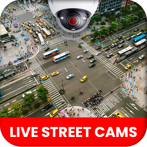 Live Street View Cams: Webcam HD Live Streaming