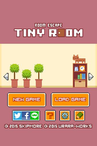 Tiny Room - room escape game - 1.2.0 screenshots 1
