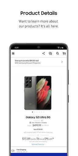 Shop Samsung  Screenshots 5
