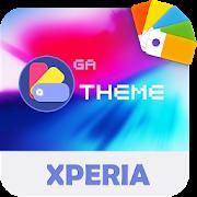 i XPERIA Theme | OS Style 12